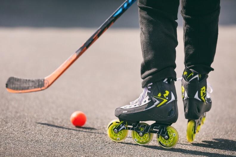 Хоккейные ролики Powerslide Reign Anax
