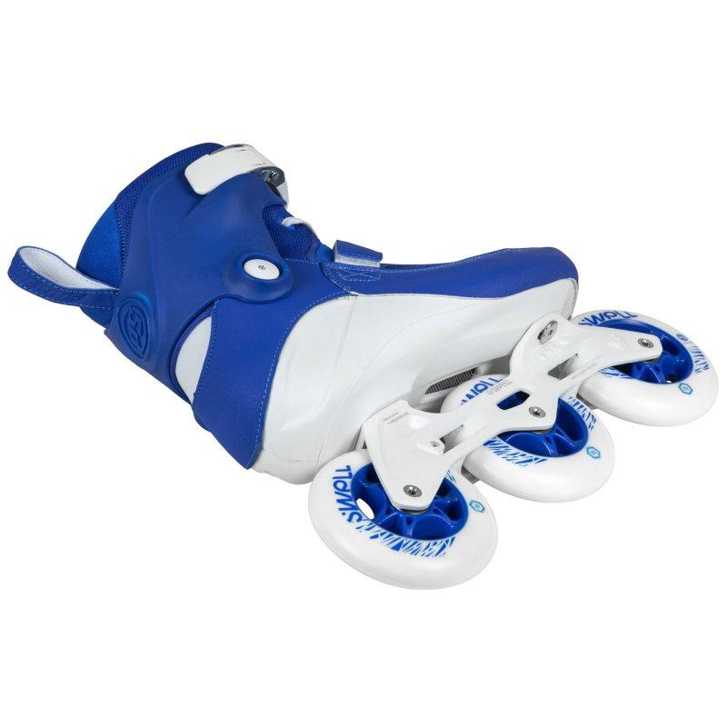 Ролики Powerslide Swell 100, синие