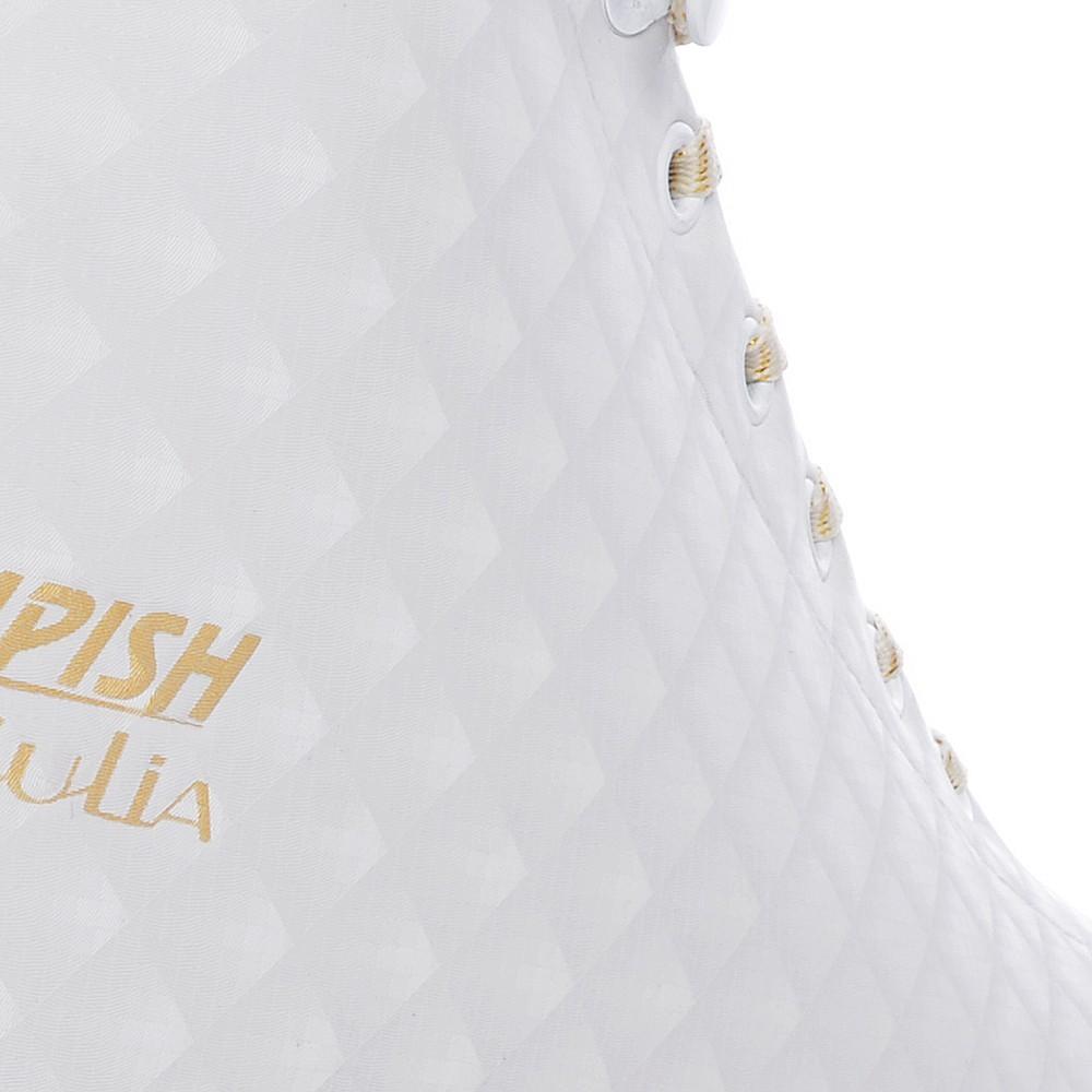 Коньки фигурные Tempish GIULIA white