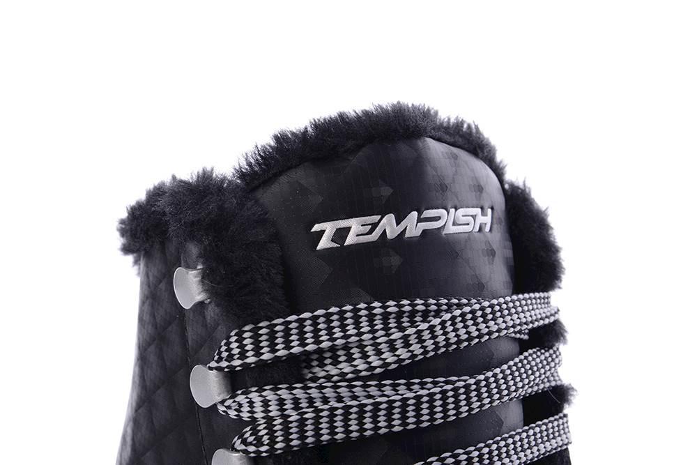 Коньки фигурные Tempish GIULIA BLACK Plus