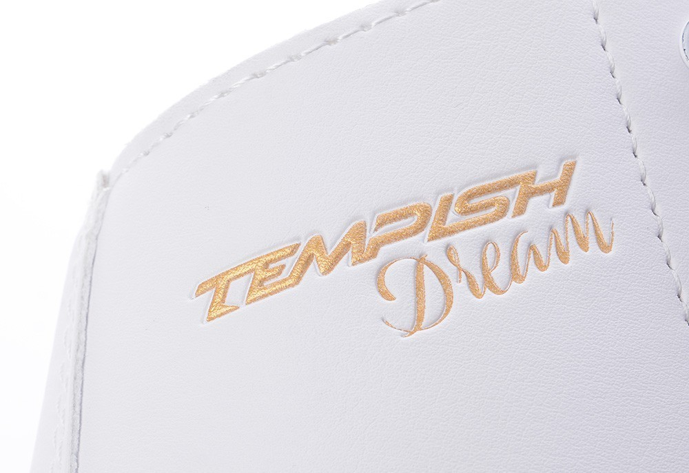 Коньки фигурные Tempish DREAM white