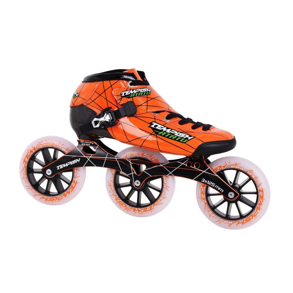 Ролики скоростные Tempish ATATU оранжевые