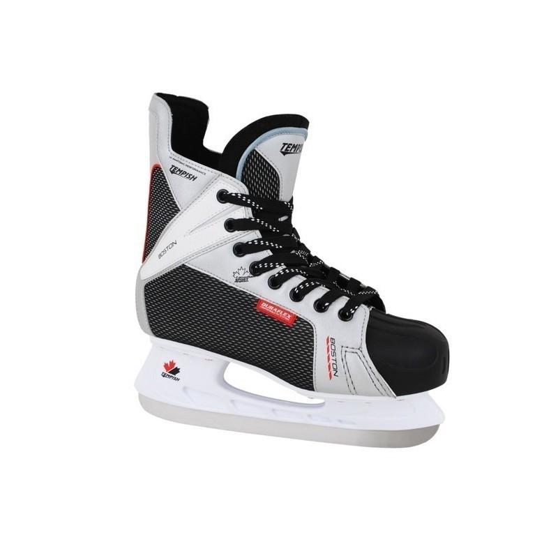 Коньки хоккейные Tempish BOSTON silver
