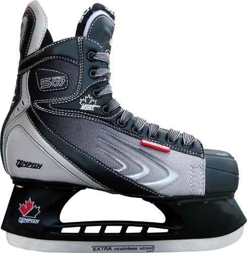 Коньки хоккейные Tempish DIRECT 507 ZX black