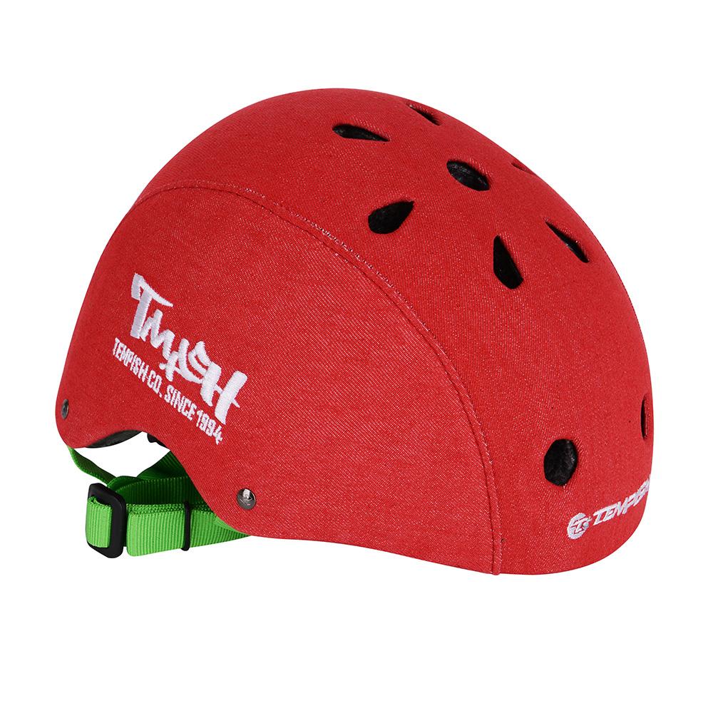 Шлем Tempish SKILLET AIR красный в минске