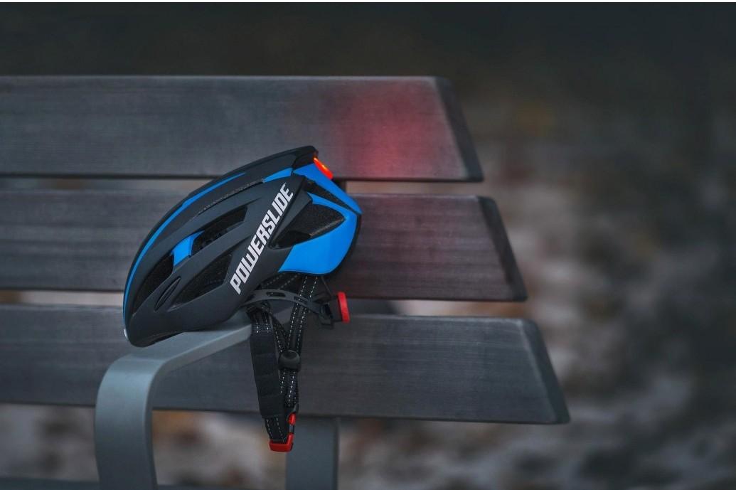 Шлем Powerslide Race Attack черный
