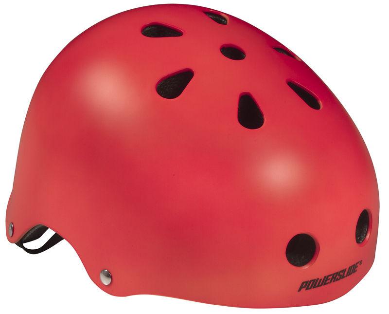 Шлем Powerslide Allround красный
