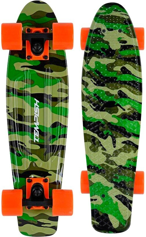 Пенни борд Tempish BUFFY artist camo