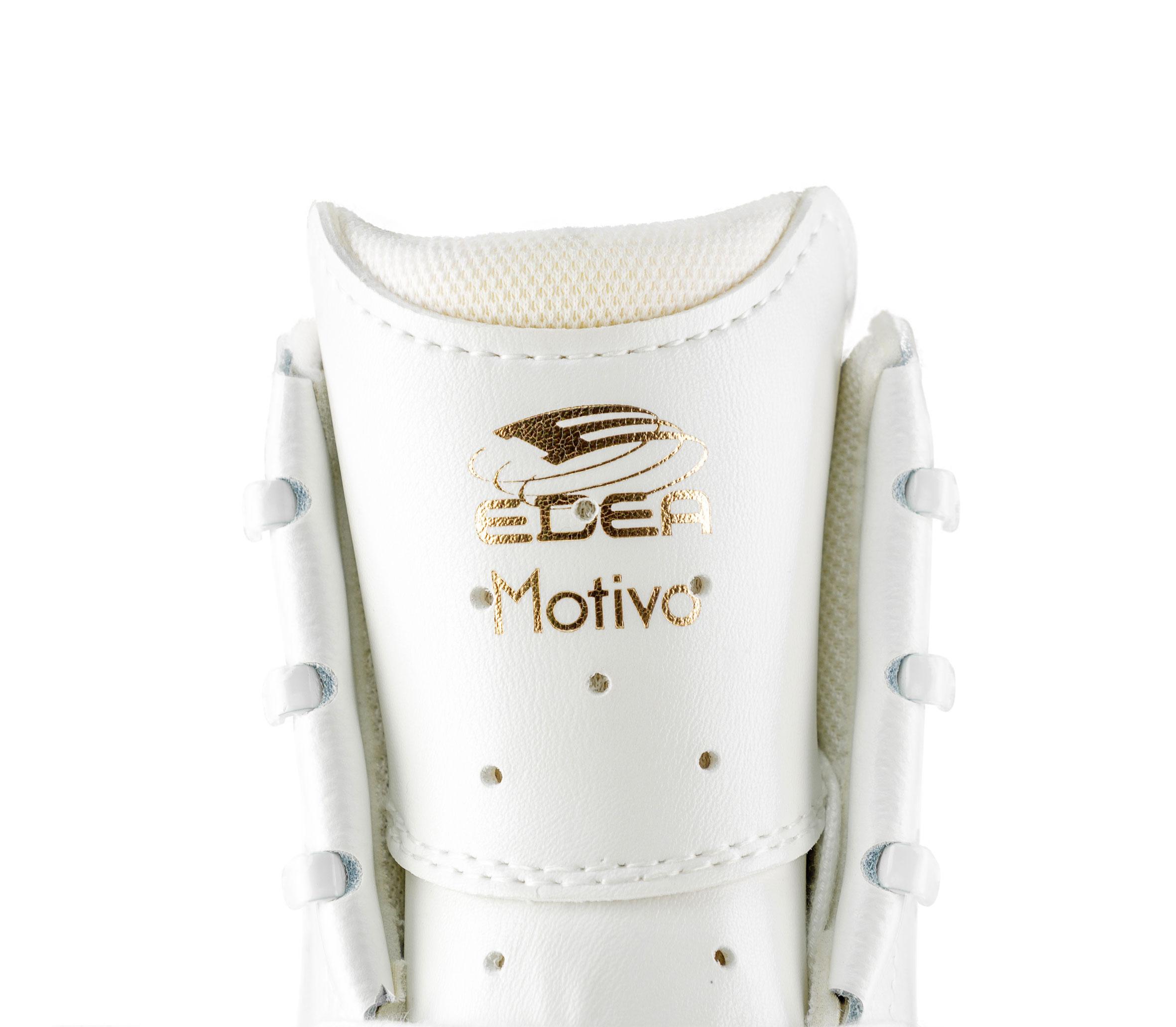 Коньки фигурные Edea Motivo с лезвием Rotation
