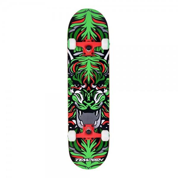 Скейтборд Tempish Tiger зелёный