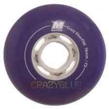 Колеса Matter Crazy Glue FSK 76мм F2 4шт.