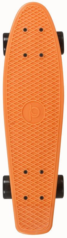 Скейтборд Playlife Vinyl Оранжевый