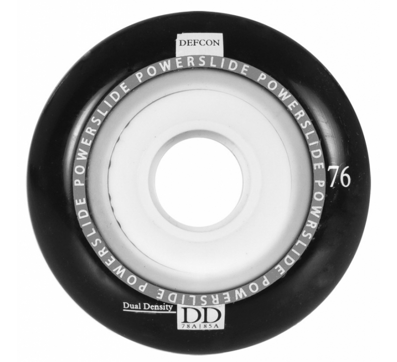 Колеса Powerslide Defcon RTS 76мм/85A, 4 шт.