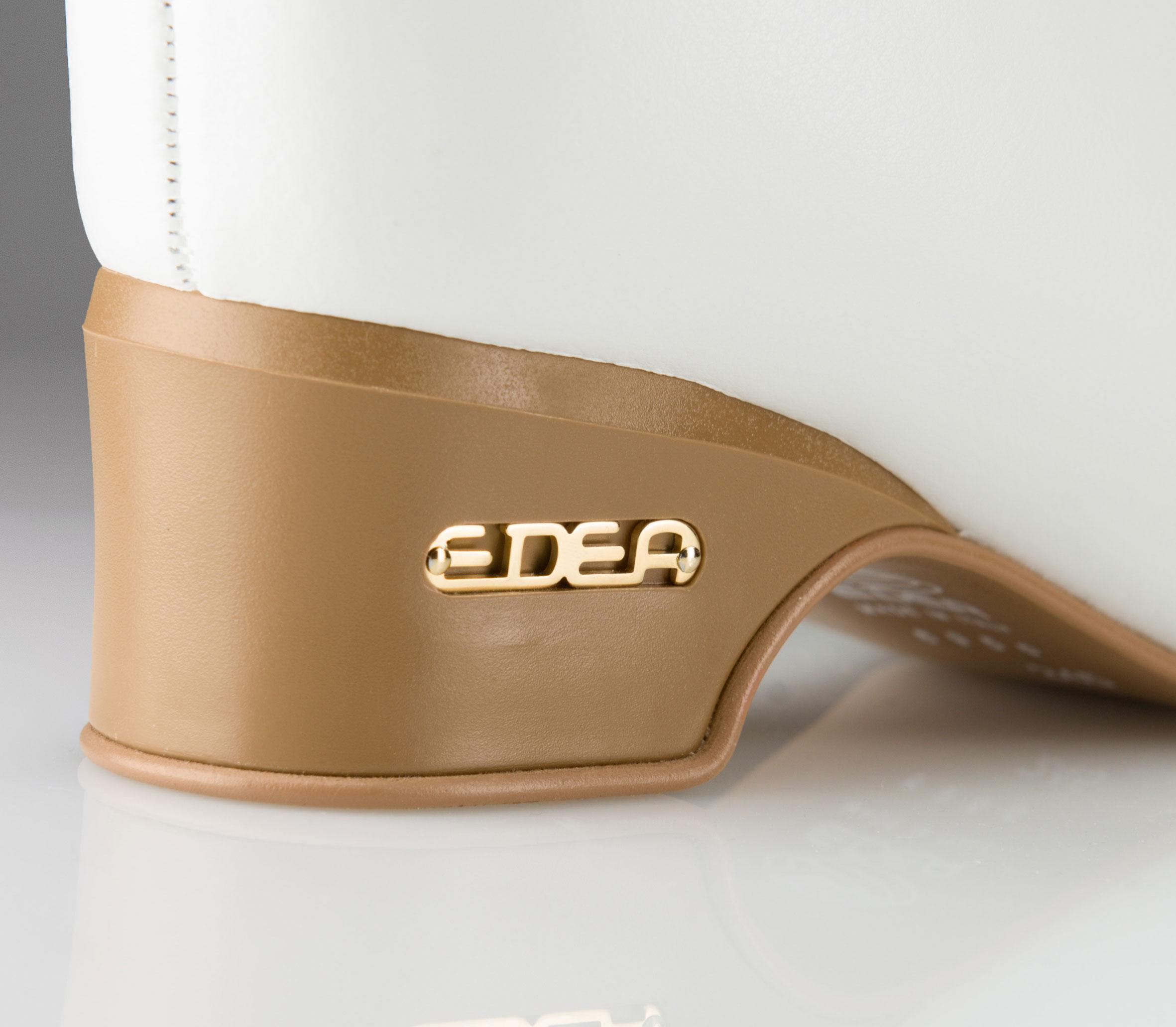 Фигурные коньки Edea Brio Ivory с лезвием Charme