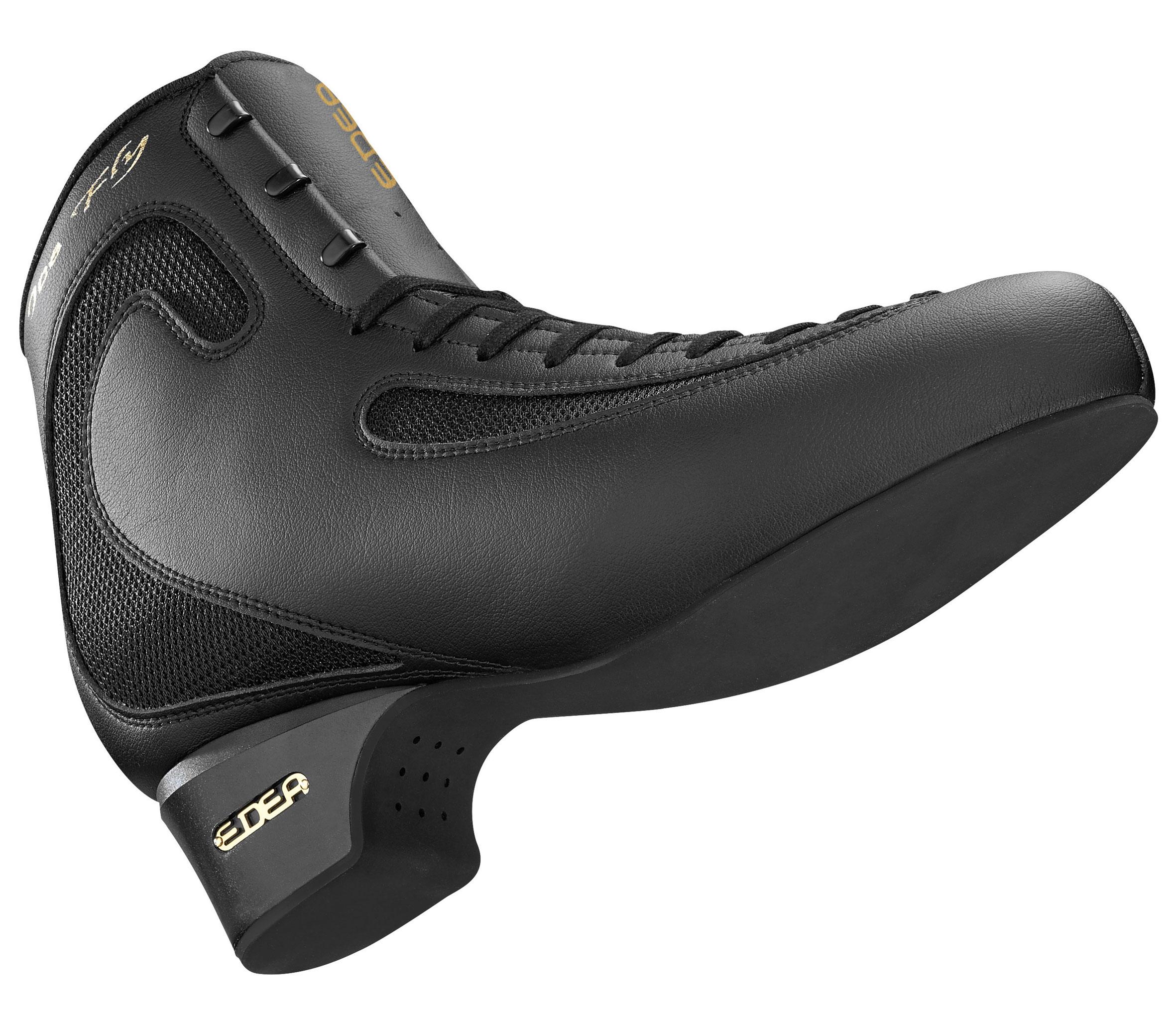 Фигурные ботинки Edea Ice Fly Black
