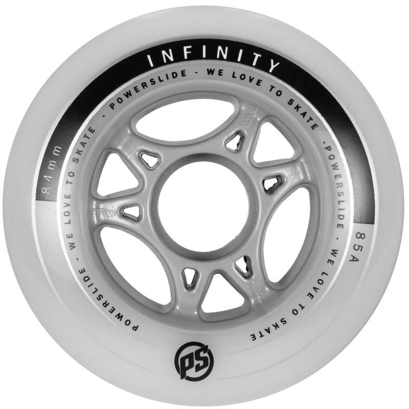 Колеса Powerslide Infinity II 84мм/85A 4 шт.