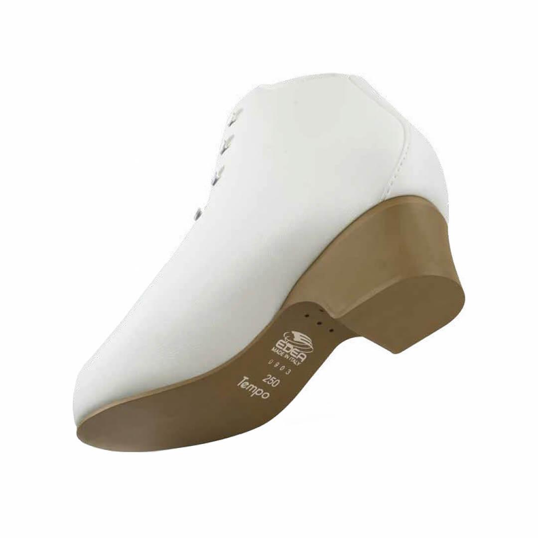 Фигурные коньки EDEA Tempo Ivory с лезвием Charme