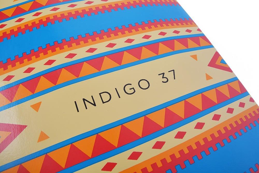 Лонгборд Tempish Indigo 37