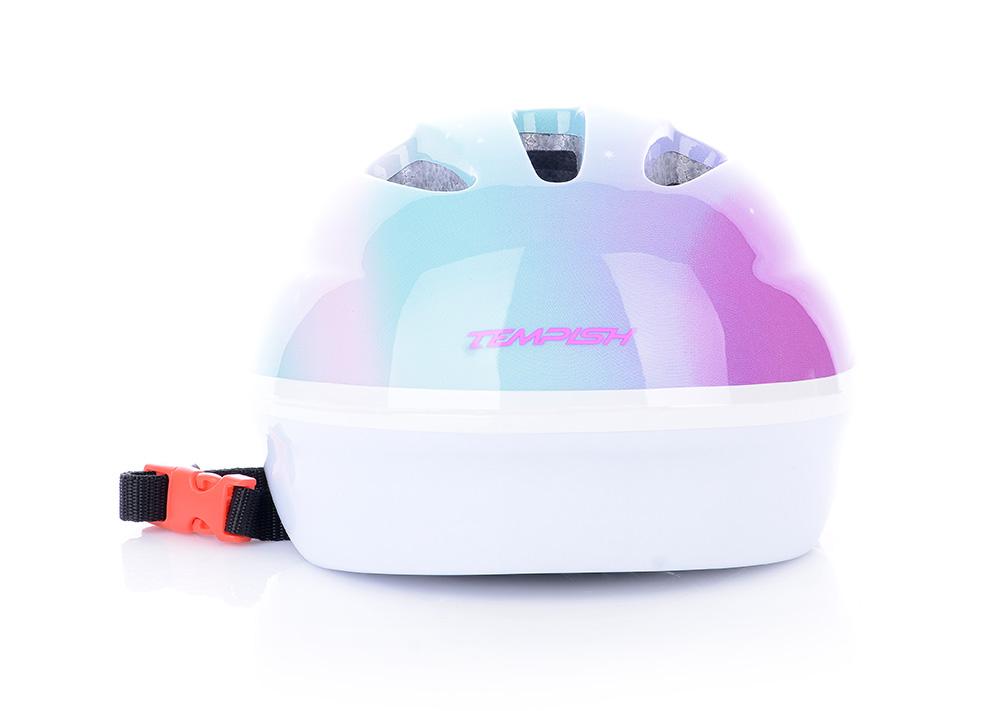 Шлем Tempish RayBow розовый