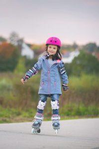 Как выбрать шлем для ребенка?