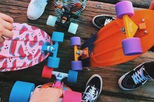 Как выбрать пенни борд для ребенка?