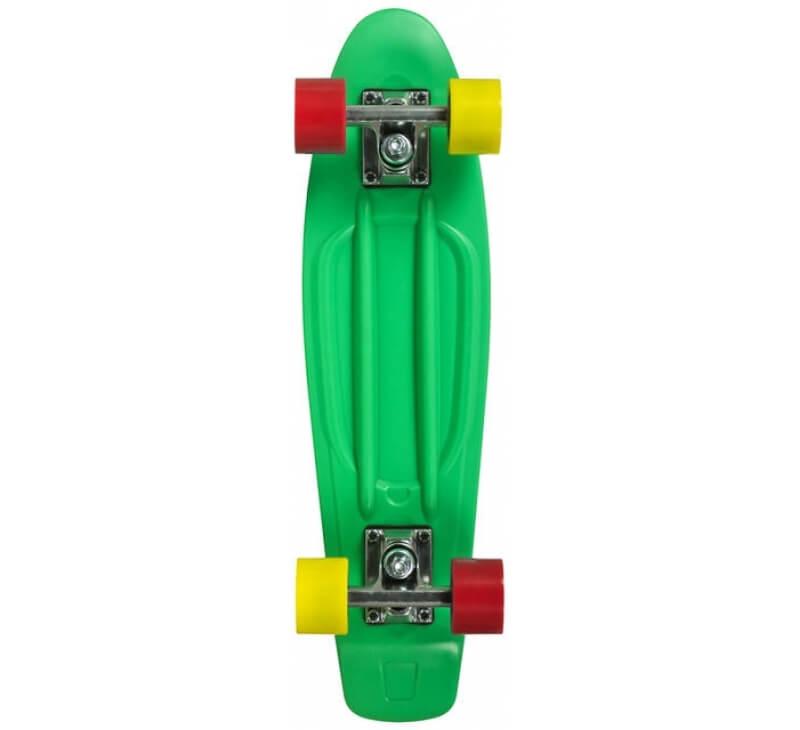 Пенни борд Playlife Shady Lady зеленый