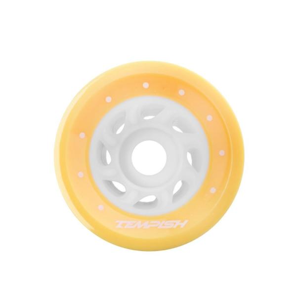 Колеса для роллерных коньков Tempish QUAD, 57x38, оранжевые