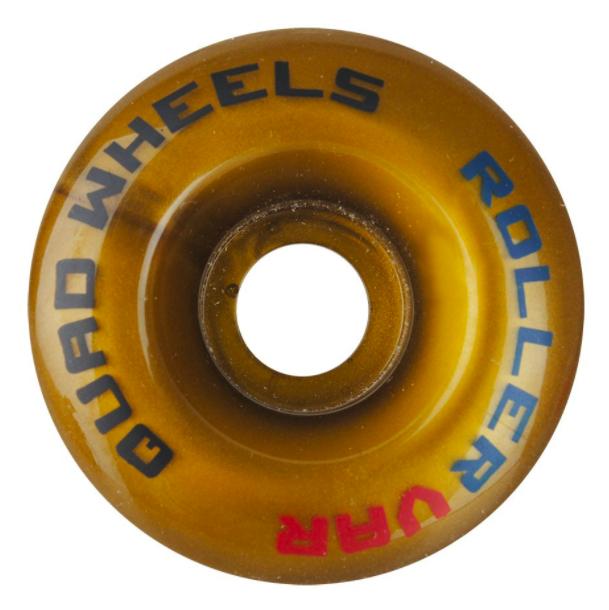 Колеса для роллерных коньков Tempish QUAD, 58x32, золотые