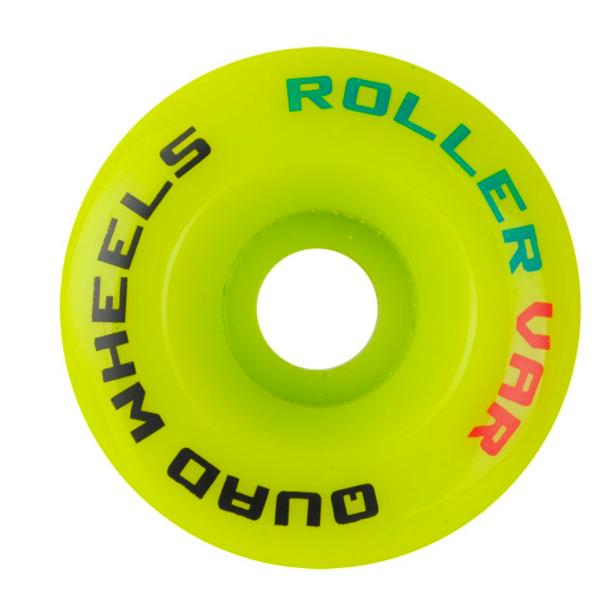 Колеса для роллерных коньков Tempish QUAD, 58x32, зелёные