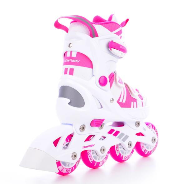 Роликовые коньки 2 в 1 со сменным лезвием Tempish MISTY DUO GIRL